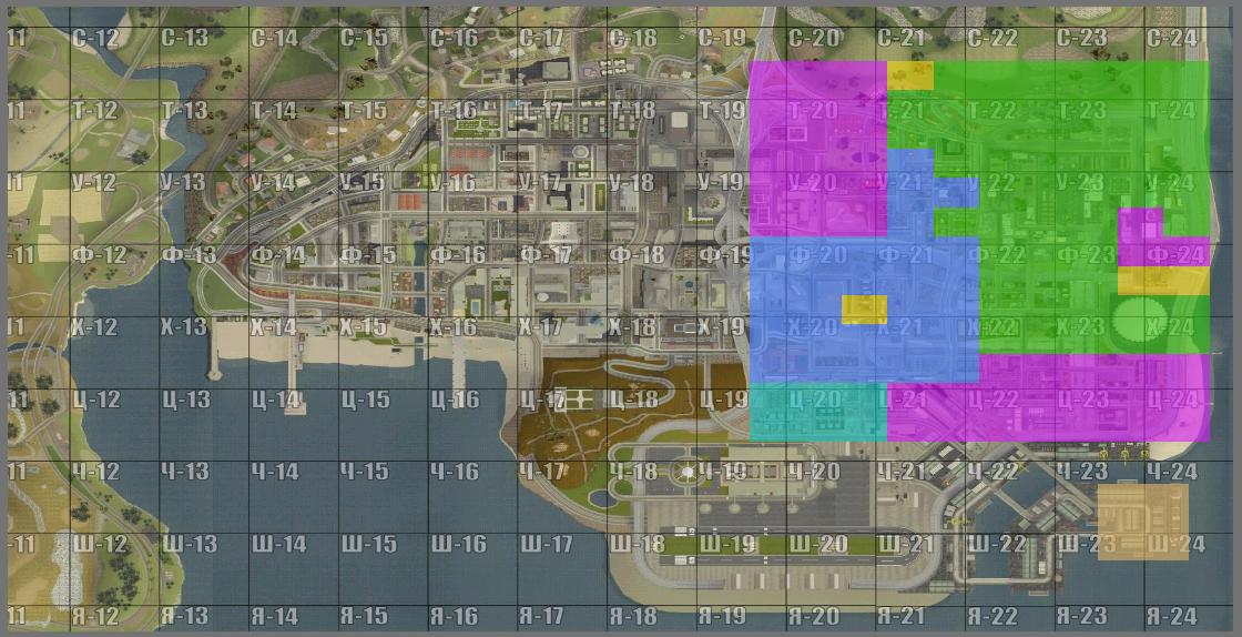 Карту С Иконками Для Самп Рп